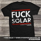 Image of FUCK Solar T-shirt
