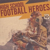 Image of High School Football Heroes - We've Fool Around Long Enough CD