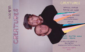 Image of Creatures - s/t