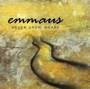 Image of Never Grow Weary EP
