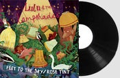 """Image of Lulu & the Lampshades<br>""""Feet to the Sky"""", 7"""""""
