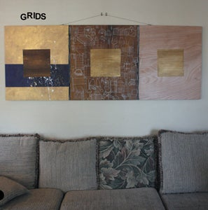 Image of Grids | White Walls LP