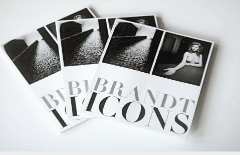 Image of Bill Brandt - Icons