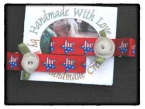Image of Holiday Hair Clips
