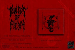 Image of Towers of Flesh - 'The Perpetual Paradox' (2010) CD