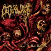 Image of GUTTURAL DECAY - Epoch Of Racial Extermination DIGI-CD