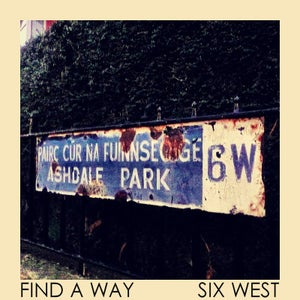 "Image of 6 West 7"" vinyl"
