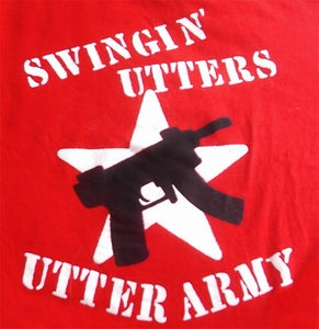 Image of Swingin Utters - Utter Army