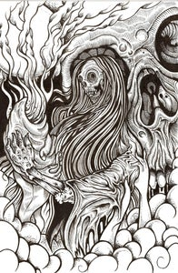 """Image of """"Burning Baby"""""""
