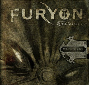 """Image of FURYON """"GRAVITAS""""(Collectors Edition ) C.D ..LTD EDITION .inc special feature art and video"""