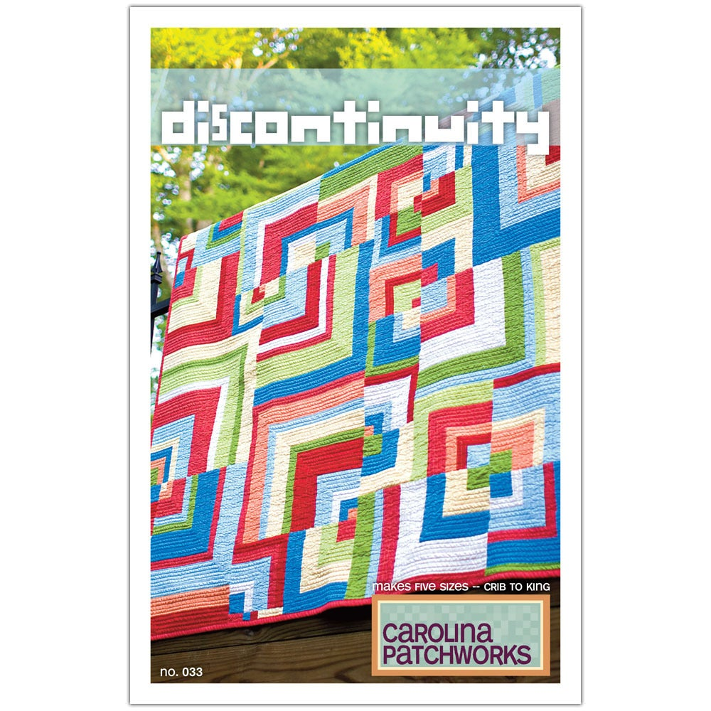 Image of  No. 033 -- Discontinuity