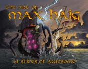 Image of The Art of Max Haig: 64 Slices of Awesome