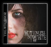 "Image of Motionless In White ""The Whorror EP, Remixed with bonus material"""