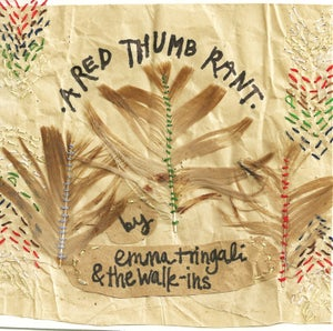 Image of Emma Tringali & the Walk-Ins - A Red Thumb Rant