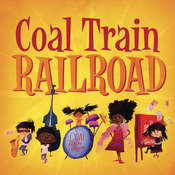 Image of Coal Train Railroad debut CD