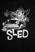 Image of SLED MODEL T SHIRT