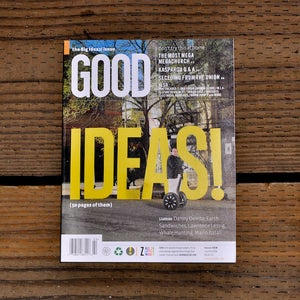 Image of Issue 008: Big Ideas!