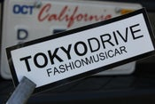 "Image of TokyoDrive ""Dealership"" Sticker"