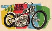 Image of Born Free 2 Panhead Print