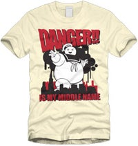 "Image of DIMMN ""Stay Puft Marshmallow Man"" Shirt"