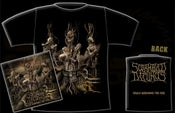 "Image of Scrambled Defuncts - ""Souls Despising the God"" Combo package deal"