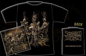 """Image of Scrambled Defuncts - """"Souls Despising the God"""" Combo package deal"""