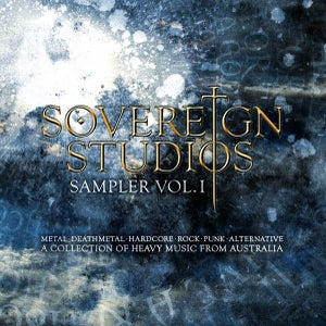 "Image of SOVEREIGN STUDIOS ""Sampler Volume I"" 2CD Compilation"