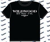 Image of Wildwood Music Co. Shirt + Download Card
