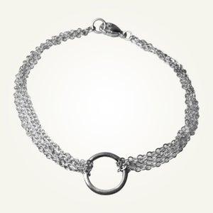 Image of Orbit Bracelet, Sterling Silver