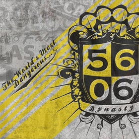 """Image of 5606 """"The World's Most Dangerous"""" EP"""