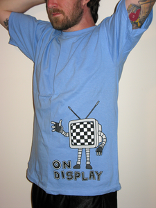 Image of ON DISPLAY - TV Shirt