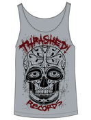 """Image of Thrashed! """"skull"""" Tank Top"""