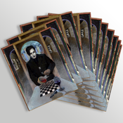 Image of A Portrait of Damon Zex - Postcard set