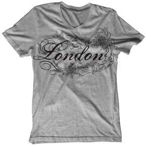 Image of London 'Original' logo tee