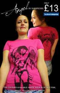 Image of Subspecies Angel Tee