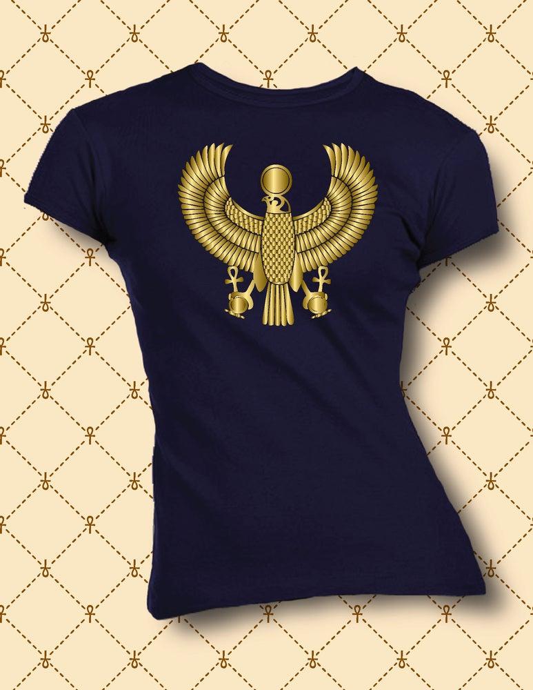 Image of Women Custom Heru Gold Foil