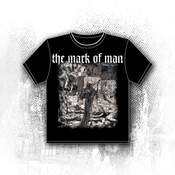 Image of 'Death As A Cut Throat' Black Tee Shirt