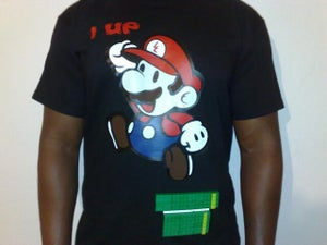 Image of 1 UP!