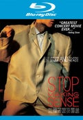 Image of Talking Heads Stop Making Sense 25th Anniversary (Blu-Ray)