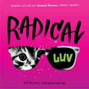 "Image of Radical Luv/Vultures 7"" (limited purple vinyl)"