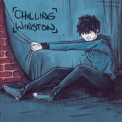 """Image of Chilling Winston 10"""" w/ free download"""