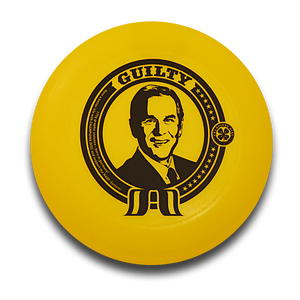 Image of Ultimate Frisbee - Guilty (yellow)
