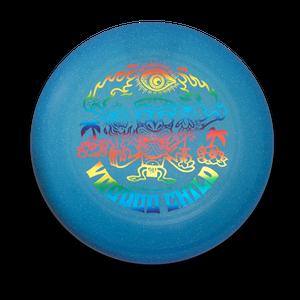Image of Ultimate Frisbee - Voodoo Child (sparkling blue)