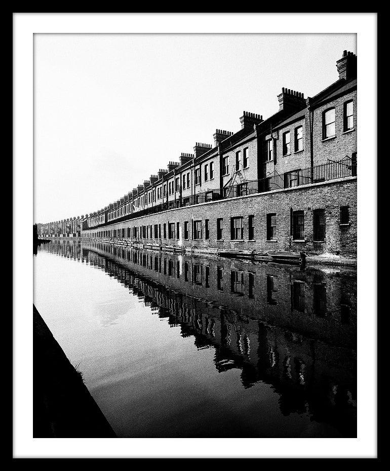Image of SP04-Grand Union Canal, Paddington c1938