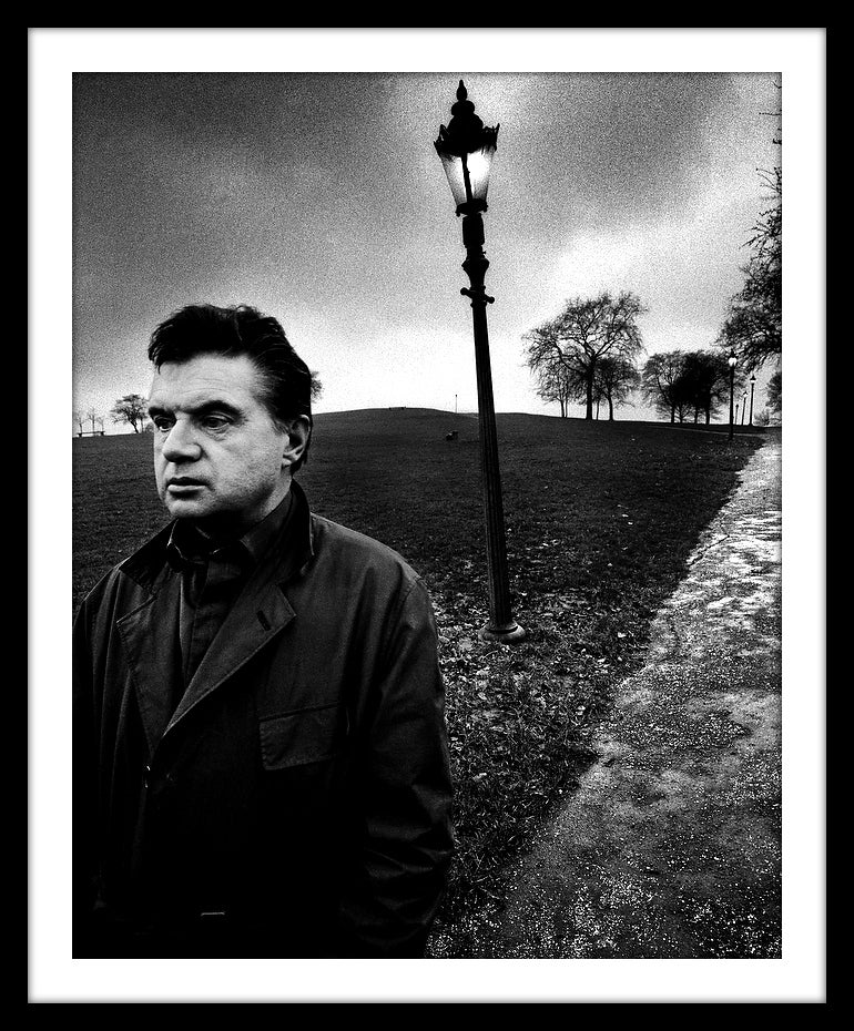 Image of SP33-Francis Bacon, Primrose Hill 1963