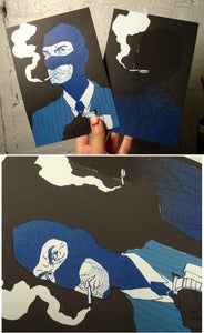 Image of Cloaking Spy Prints