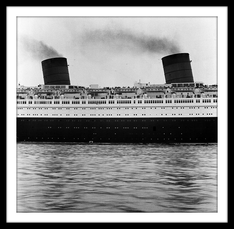 Image of SP35-RMS Queen Elizabeth c1936