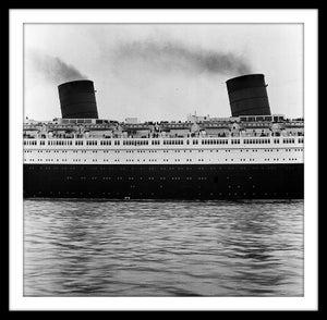 Image of SP35-RMS Queen Elizabeth c1936