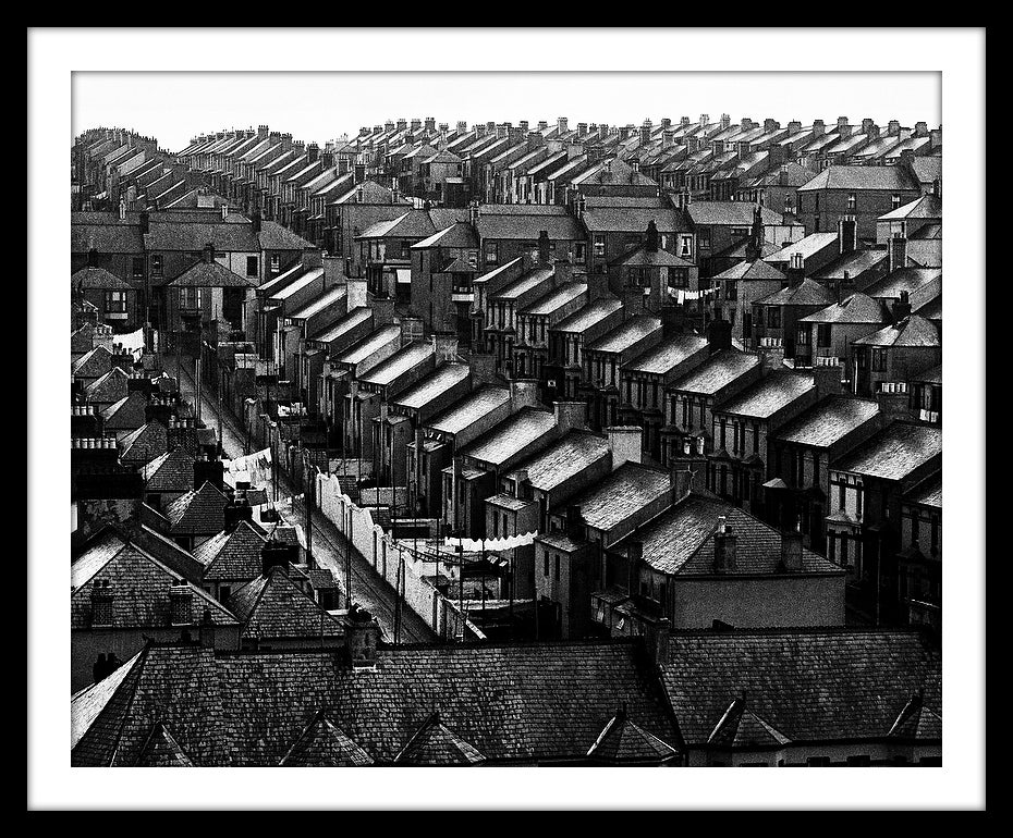Image of SP11-Rainswept roofs, 1937
