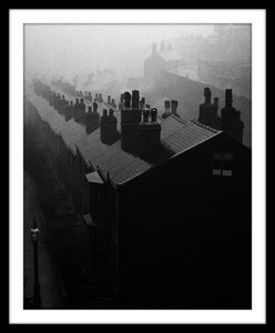 Image of SP06-Misty evening in Sheffield, 1937